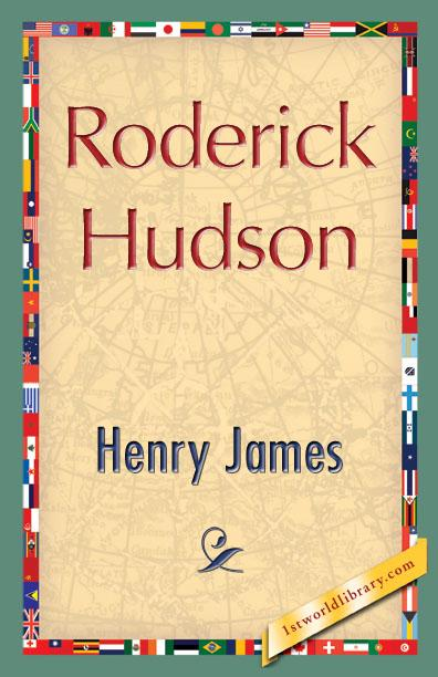 Roderick Hudson EB9781421849355