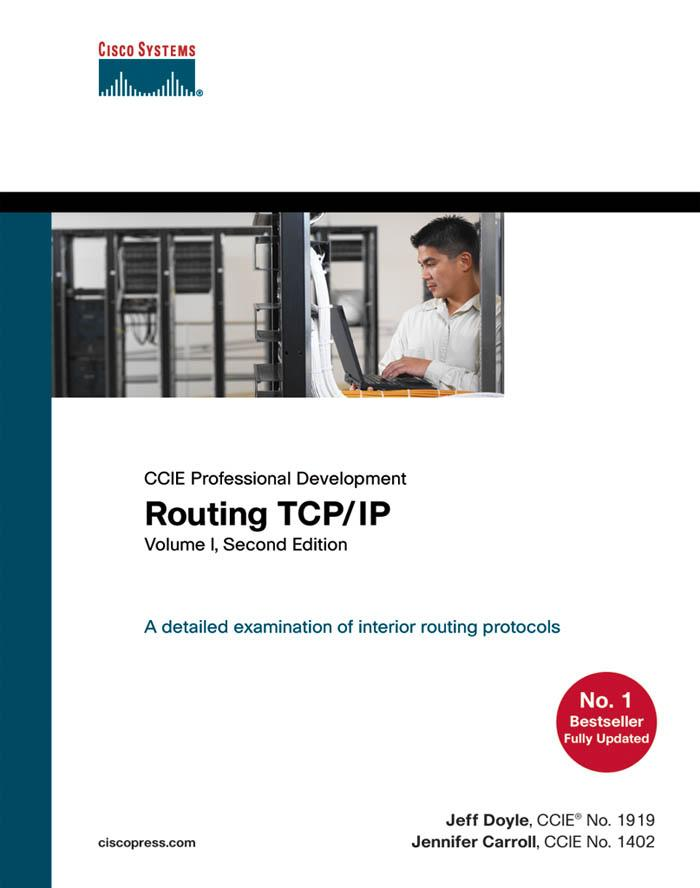 Routing TCP/IP, Volume I, Second Edition (CCIE Professional Development) EB9781587052927