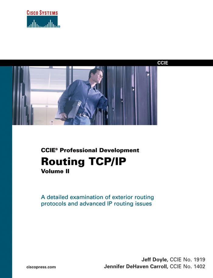 Routing TCP/IP, Volume II EB9781587053009