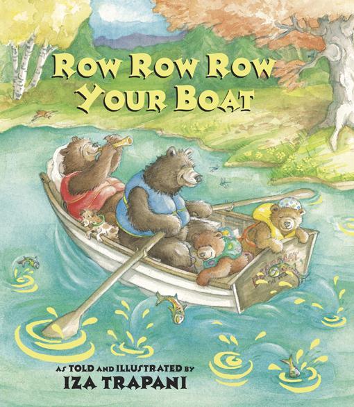 Row Row Row Your Boat EB9781607342038