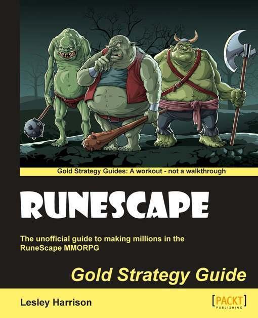 Runescape Gold Strategy Guide EB9781849692915