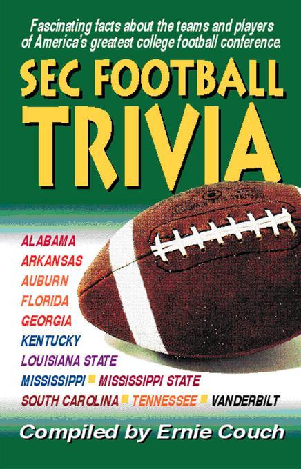 SEC Football Trivia