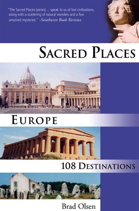 Sacred Places Europe EB9781888729184