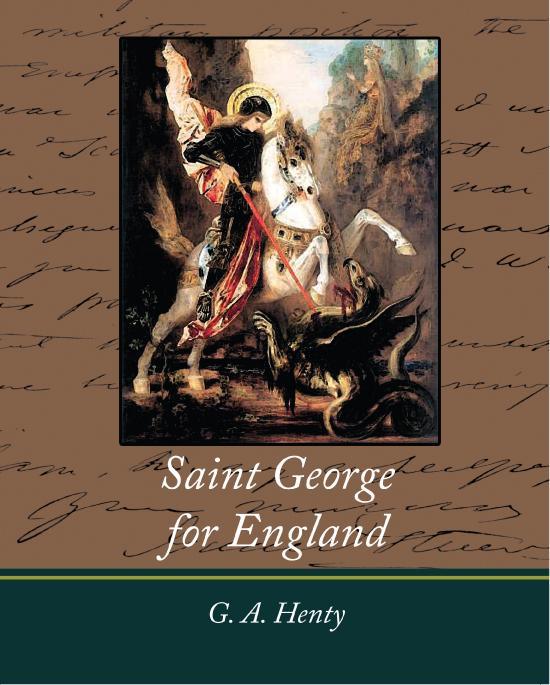 Saint George for England EB9781438558837