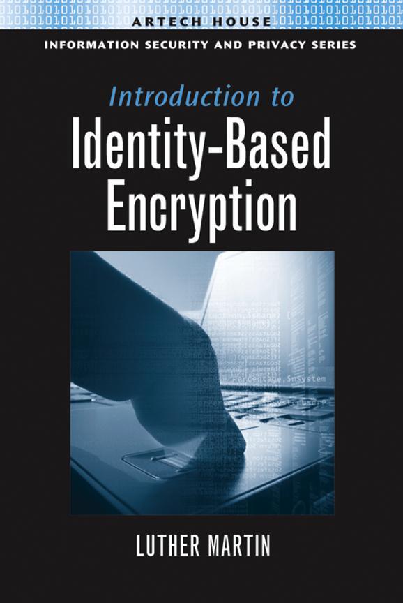 Sakai-Kasahara IBE: Chapter 10 from Introduction to Identity-Based Encryption EB9781596937291