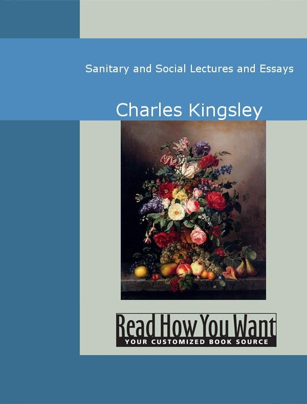 Sanitary and Social Lectures and Essays EB9781442936195