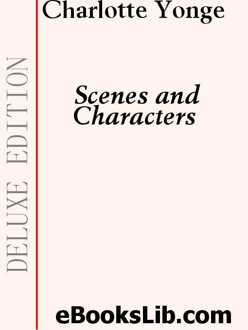 Scenes and Characters EB9781554439713