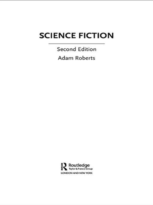 Science Fiction EB9781134211784