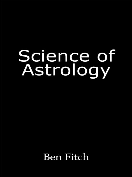 Science of Astrology EB9781450211406