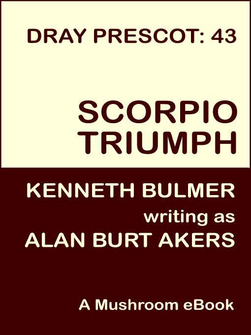 Scorpio Triumph [Dray Prescot #43] EB9781843197188
