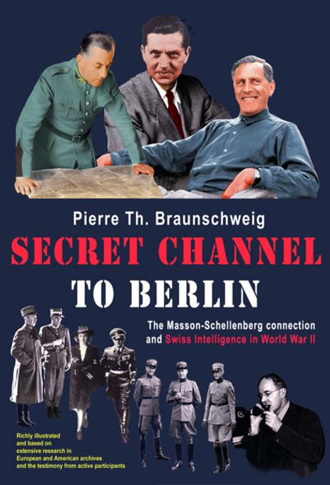 Secret Channel to Berlin EB9781612000220
