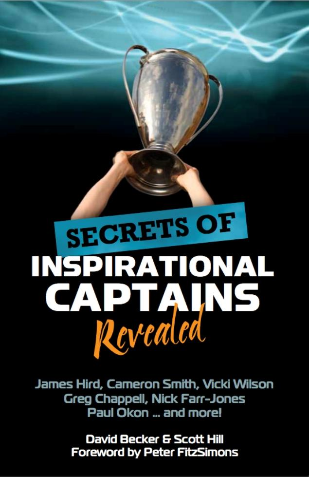 Secrets of Inspirational Captains Revealed EB9781622122585