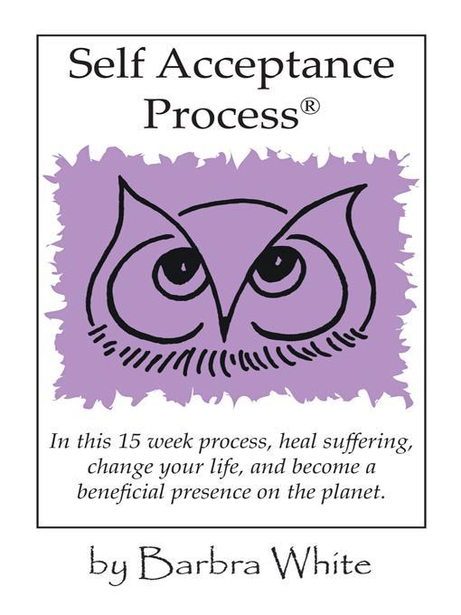 Self Acceptance Process? EB9781475933956