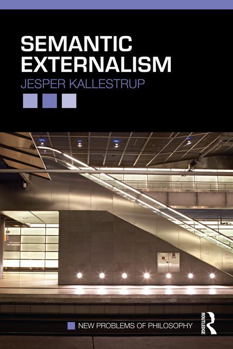 Semantic Externalism
