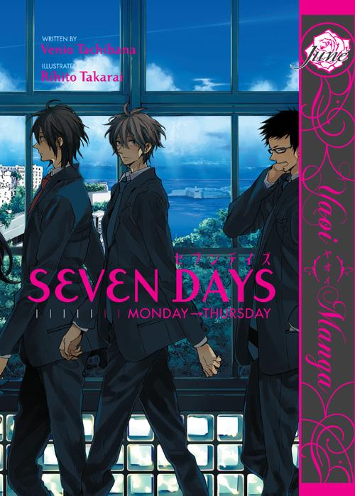Seven Days: Monday-Thursday EB9781931712453