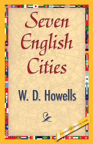 Seven English Cities EB9781421849591