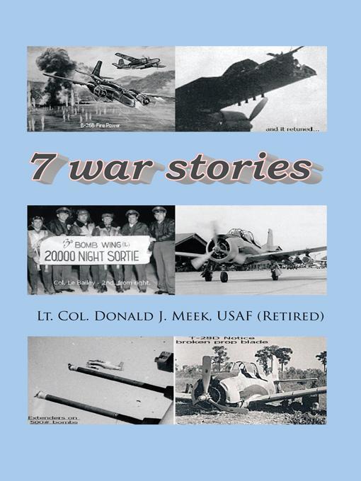 Seven War Stories EB9781426954580
