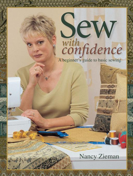 Sew with Confidence EB9781440220517
