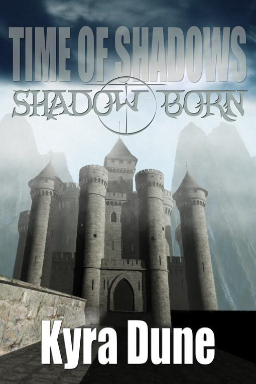 Shadow Born - Time Of Shadows: Book One EB9781554049561