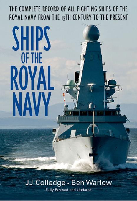 Ships of the Royal Navy EB9781612000275