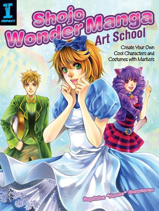 Shojo Wonder Manga Art School EB9781440320538