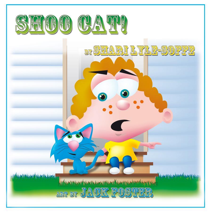 Shoo Cat EB9781616330347