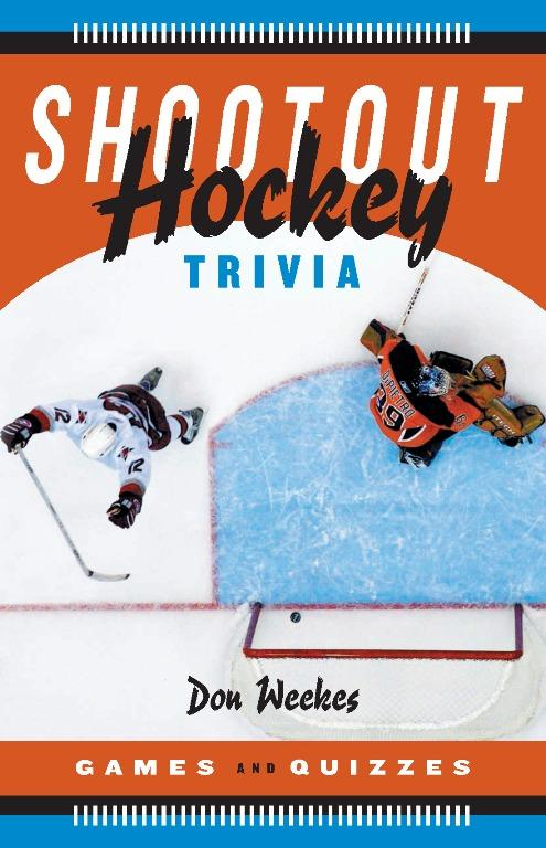 Shootout Hockey Trivia: Games and Quizzes EB9781926685373