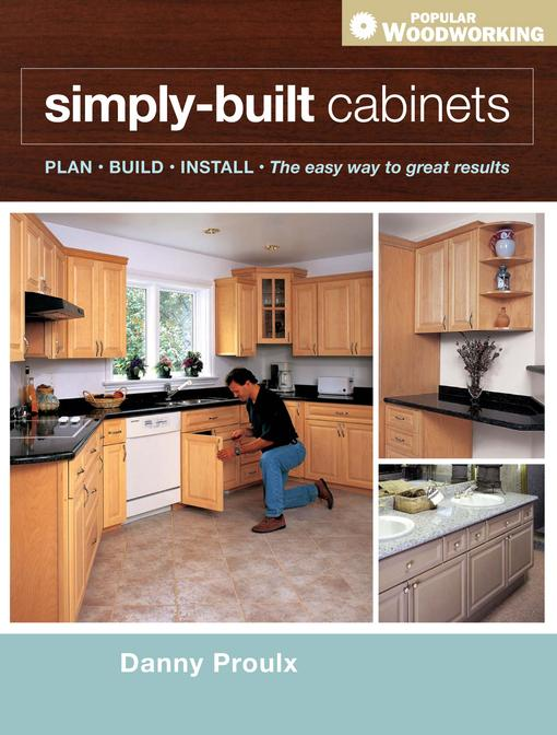 Simply-Built Cabinets EB9781440313097