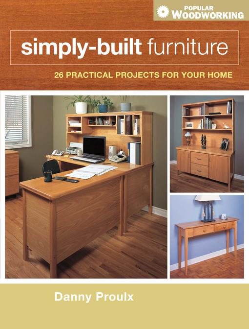 Simply-Built Furniture EB9781440313936