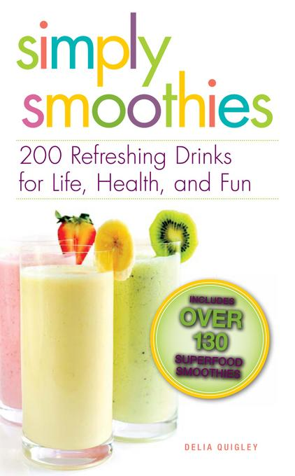 Simply Smoothies EB9781440519055