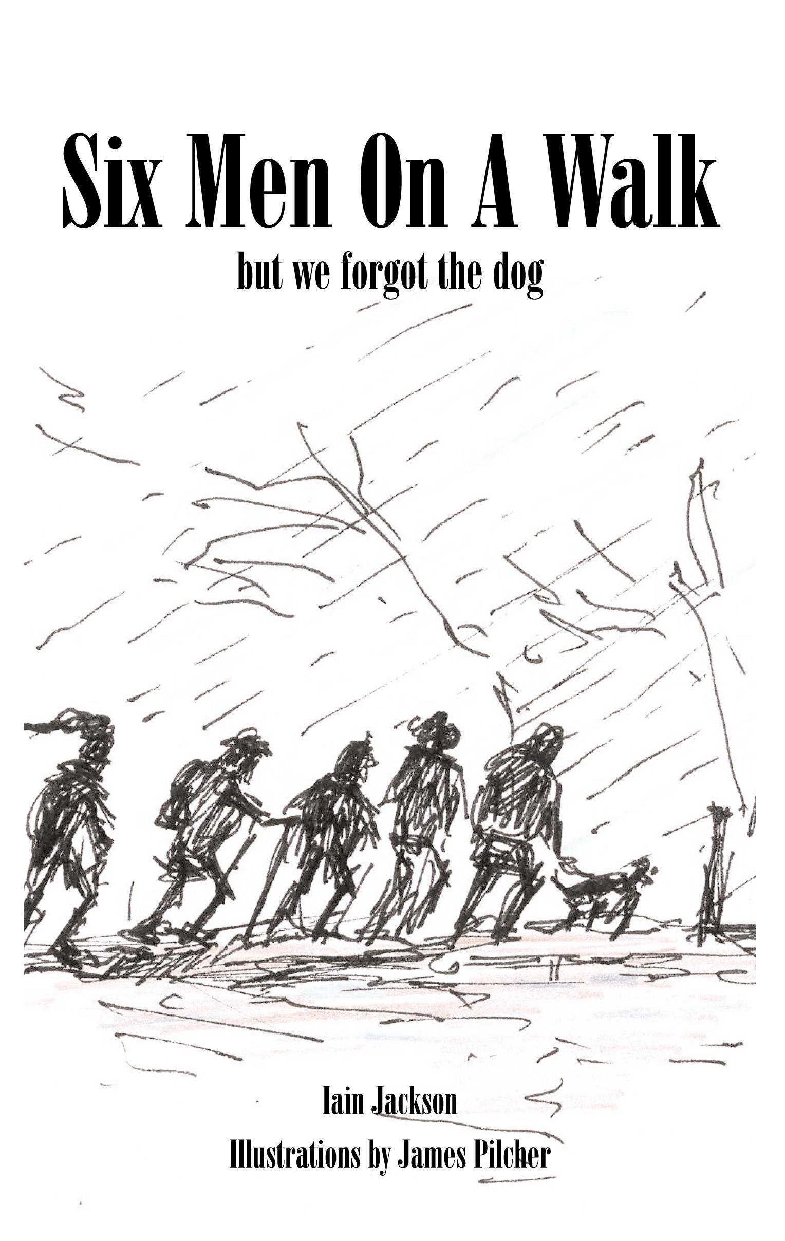 Six Men on a Walk EB9781907611810