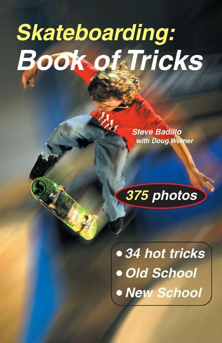 Skateboarding: Book of Tricks EB9781884654527