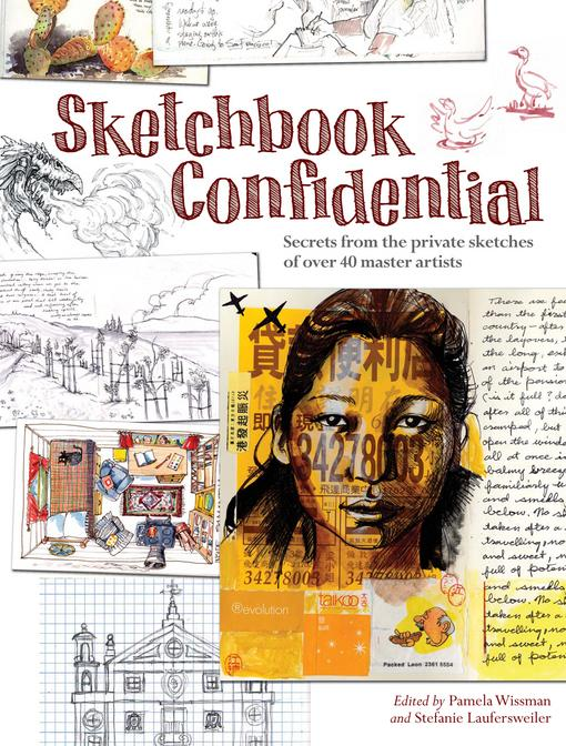 Sketchbook Confidential EB9781440313561