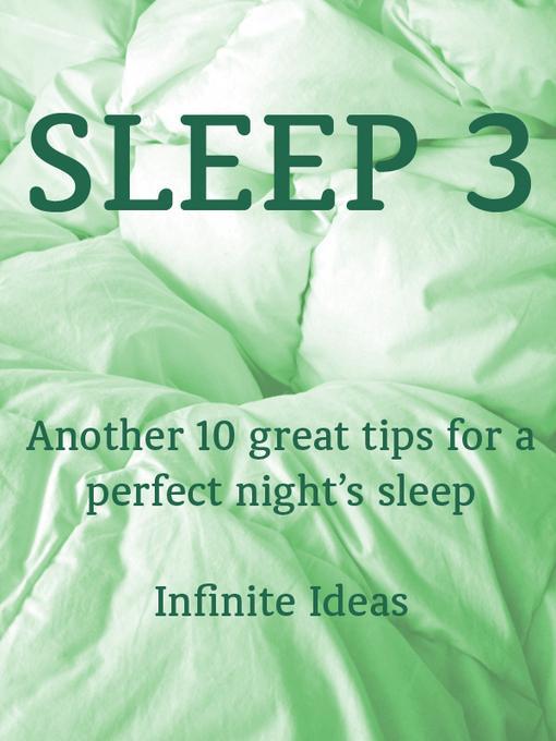 Sleep 3 EB9781908189295