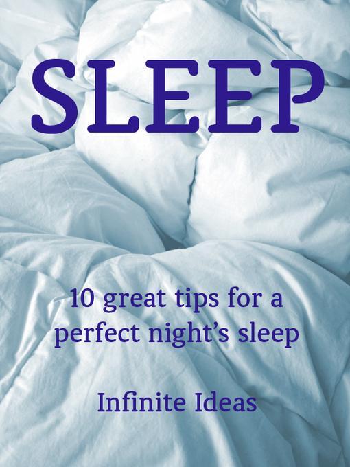 Sleep EB9781908189271