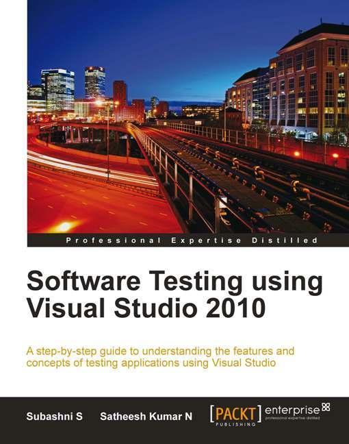 Software Testing using Visual Studio 2010 EB9781849681414