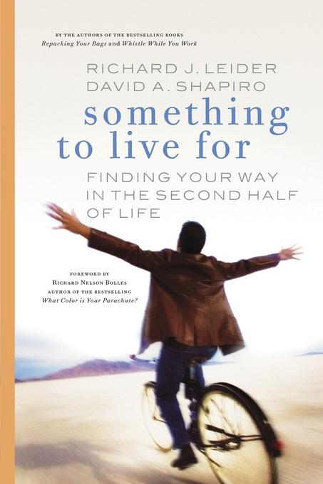 Something to Live For: Finding Your Way in the Second Half of Life EB9781576759035
