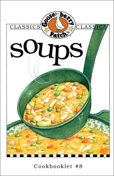 Soups Cookbook EB9781612810119