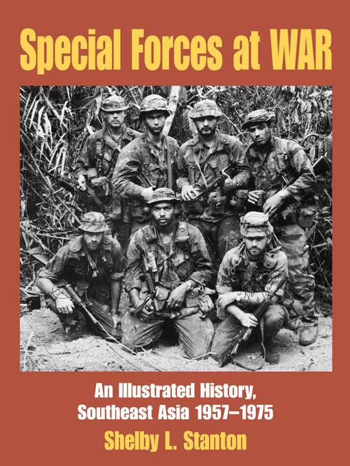 Special Forces at War EB9781610601344