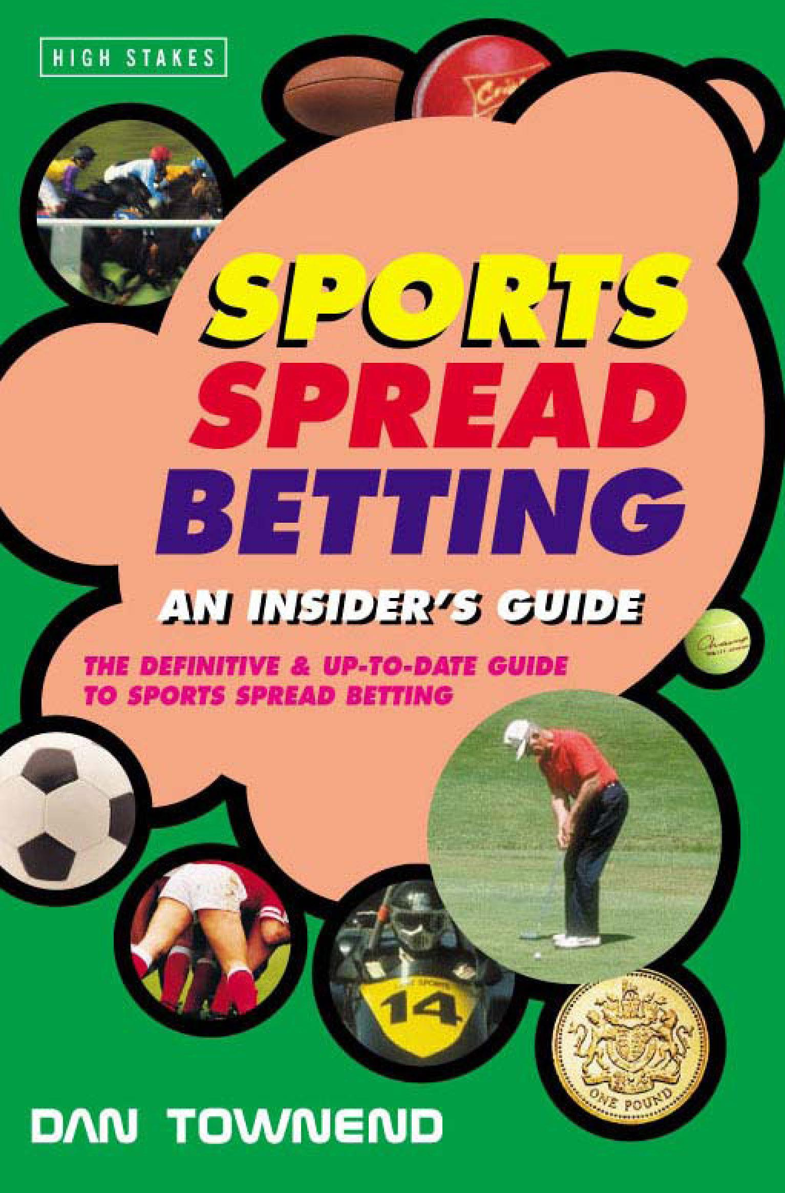 Sports Spread Betting EB9781848397385