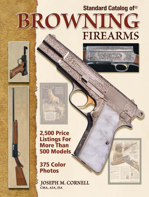 Standard Catalog of Browning Firearms EB9781440226953