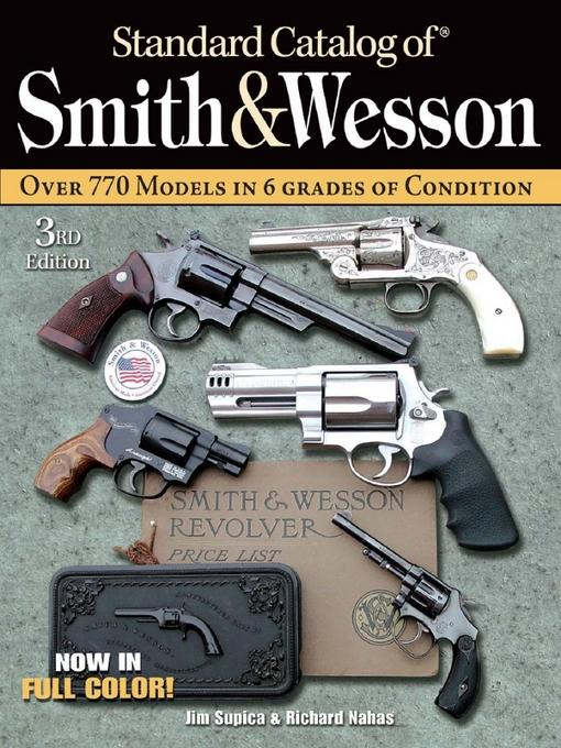Standard Catalog of Smith & Wesson 3rd EB9781440224744
