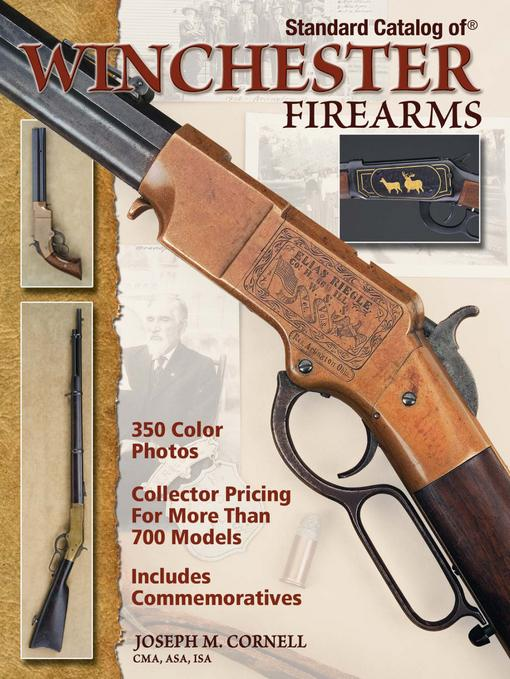 Standard Catalog of Winchester Firearms EB9781440224751