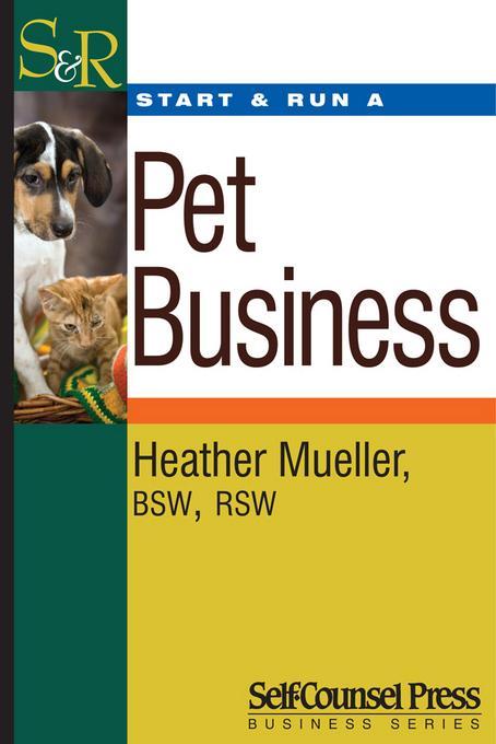 Start & Run a Pet Business