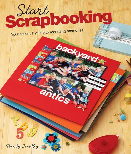 Start Scrapbooking EB9781599632056