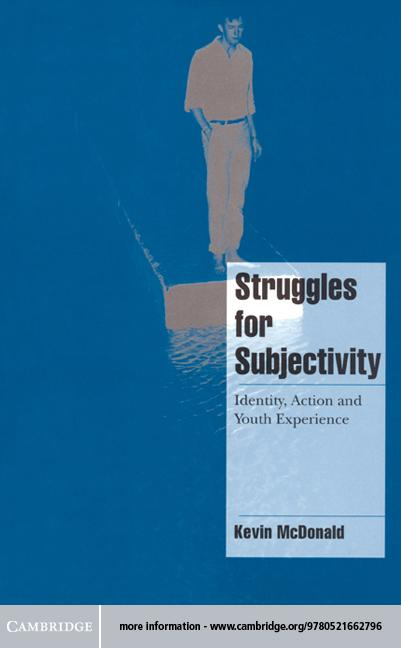Struggles for Subjectivity EB9781139118309