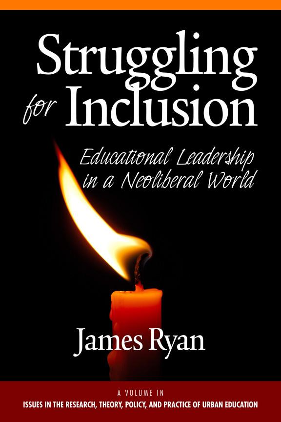 Struggling for Inclusion: Educational Leadership in a Neoliberal World EB9781617356285