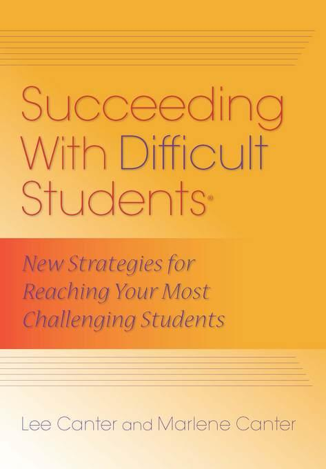 Succeeding With Difficult Students EB9781936765720