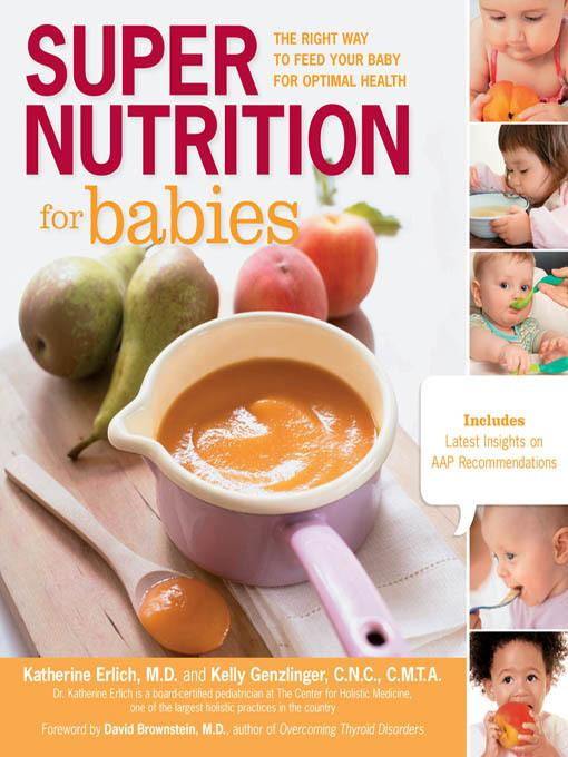 Super Nutrition for Babies EB9781610583848