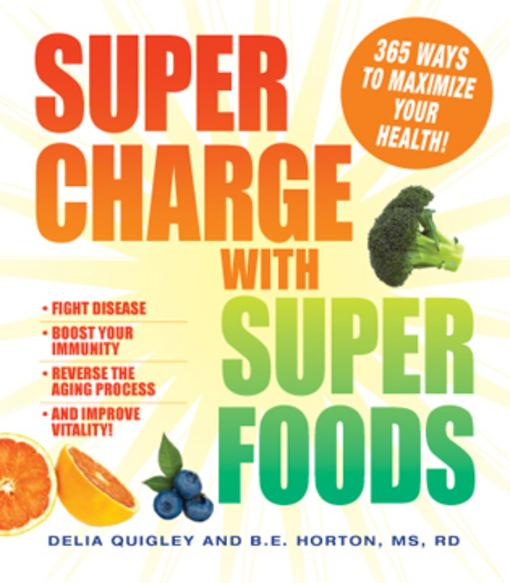 Supercharge with Superfoods EB9781440507090